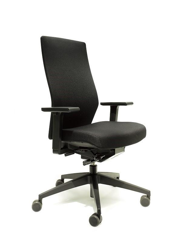 Rückengerechter ergonomischer Drehstuhl für das Homeoffice
